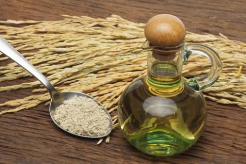 Bí quyết chống lão hóa từ dầu gạo
