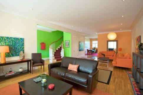 Bí quyết trang trí phòng khách dài và hẹp