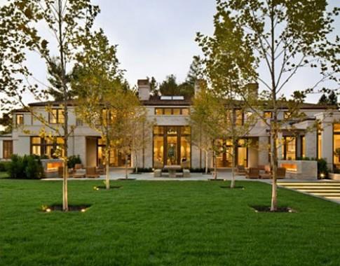Biệt thự mới mua của tỷ phú sáng lập Microsoft