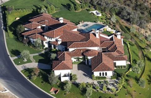 Biệt thự xa hoa 175 tỷ đồng của Britney Spears