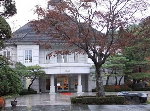 Biệt thự xa hoa của 'người thừa kế' Lee Min Ho