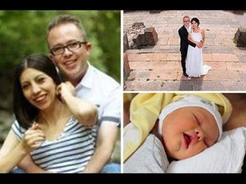 Bố quyết nuôi con bị down dù vợ dọa ly hôn