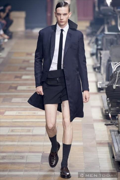 BST thời trang nam xuân hè 2014 từ Lanvin