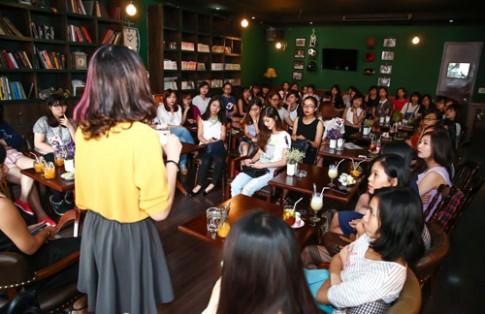 Các blogger làm đẹp hàng đầu Hà Thành gặp gỡ tín đồ