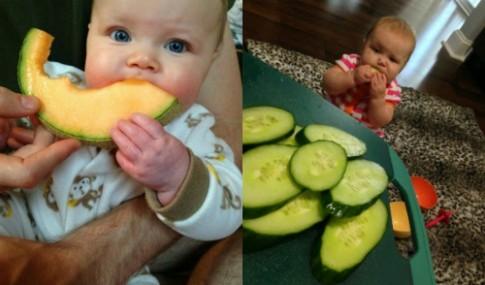 Cách bà mẹ Mỹ giúp con thích ăn rau quả