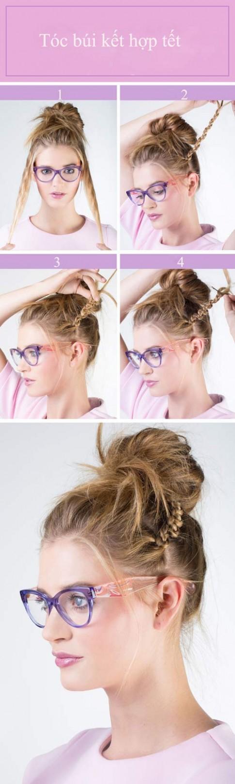 Cách biến tấu 2 kiểu tóc hot nhất cho hè này