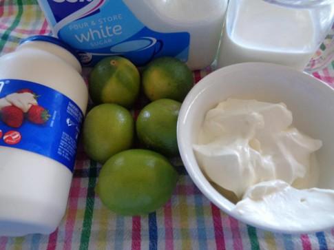 Cách làm kem sữa chua ngon tuyệt