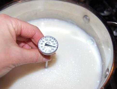 Cách làm sữa chua Hy Lạp dẻo ngon