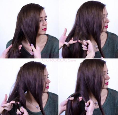 Cách tết tóc theo xu hướng thu đông năm nay