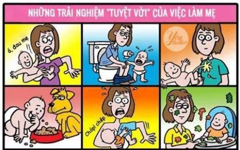 Cái 'sướng' phụ nữ chỉ biết khi làm mẹ