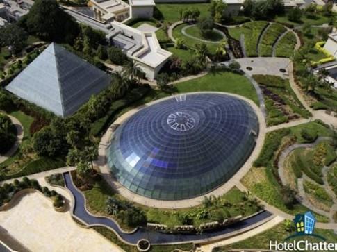 Cận cảnh tầng khách sạn xa xỉ nhất Trung Đông