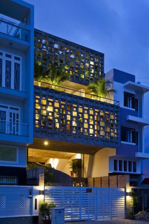 Cận cảnh tòa nhà Việt đoạt giải kiến trúc thế giới