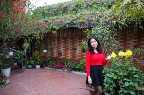 Căn nhà đầy hoa của diễn viên '5s online'