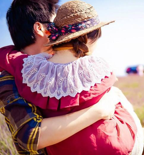 Cặp đôi đẹp lung linh sau 6 năm yêu nhau