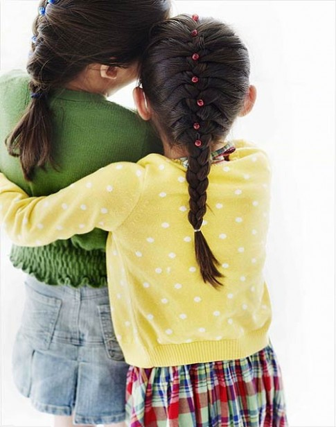 Cập nhật style tóc xinh cho bé gái ngày hè
