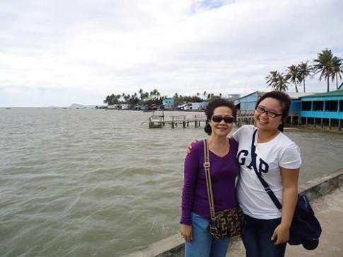 Câu chuyện giảm cân ngoạn mục của cô gái Sài Gòn