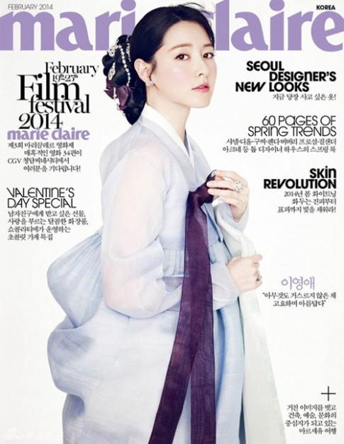 Chấm điểm sao Hàn mặc áo Hanbok truyền thống