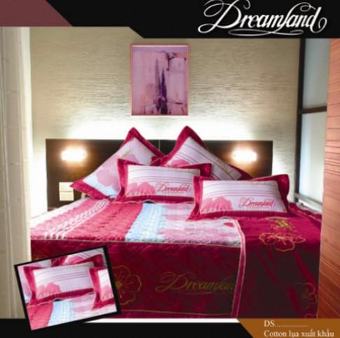 Chăn, ga, gối thời trang cho phòng ngủ