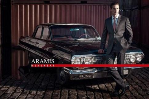 Chàng cổ điển và nam tính trong chiến dịch thu/đông 2014 của Aramis