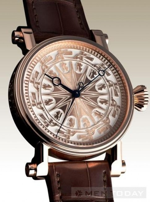 Chiếc đồng hồ Trống đồng Đông Sơn có giá khủng