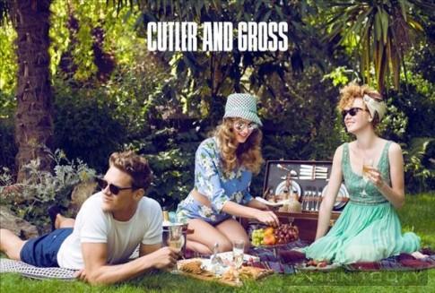 Chiến dịch thời trang nam xuân hè 2013 từ Cutler and Gross