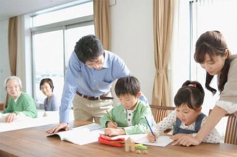 Chiêu dụ con mê bài tập về nhà