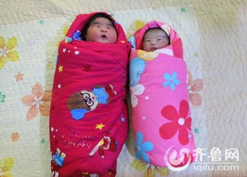 Choáng với bé sơ sinh 6,2kg ở TQ