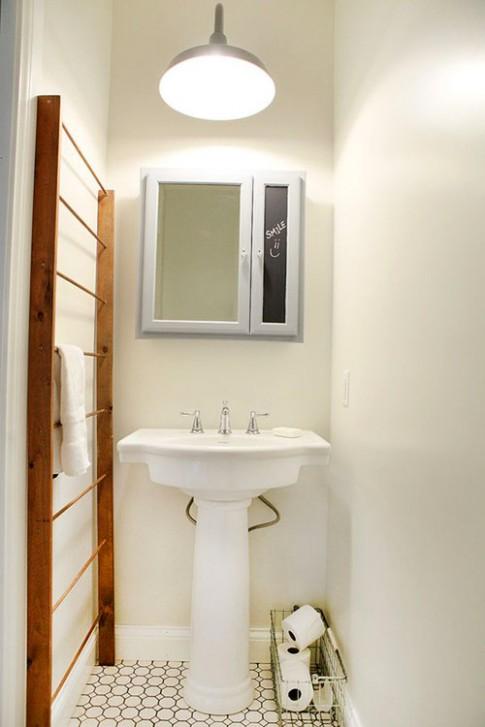 Chọn gạch lát sàn phòng tắm phong cách