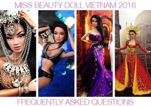Chuyen la: Hoa hau bup be Viet Nam lan dau tien duoc to chuc