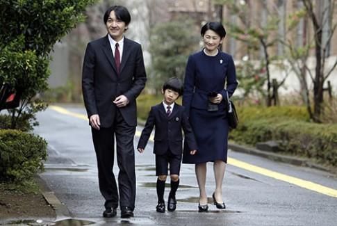 Chuyện lạ về cách dạy con của Hoàng gia Nhật