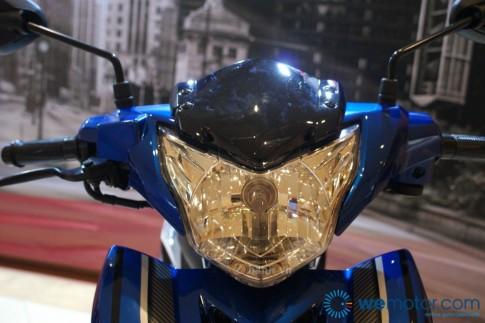 [Clip] Cận cảnh chi tiết Yamaha 135LC 2016 ngoài thật tế