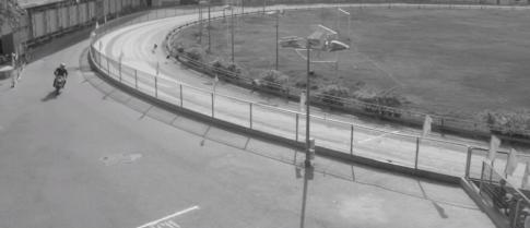 [Clip] Cuộc đua gay cấn giữa Fz150i và Chó Đua hạng Nặng