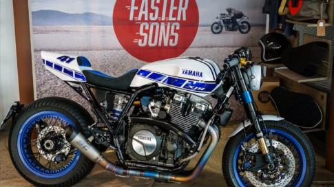 [Clip] Test pô SC Project S1 2016 trên xế khủng Yamaha XJR1300
