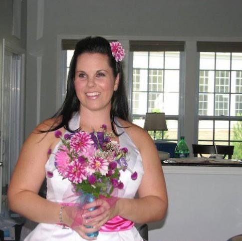 Cô gái giảm 39kg nhờ được chồng ủng hộ