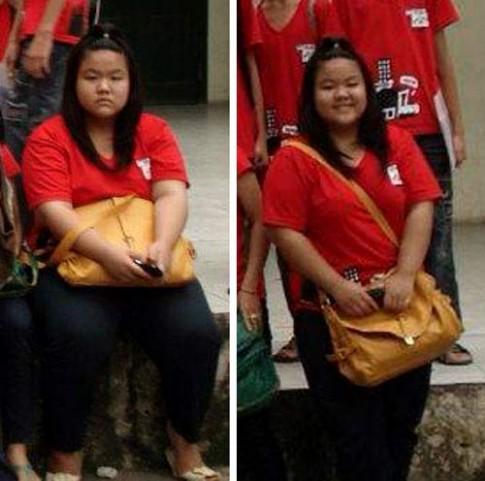 Cô gái Hà Nội giảm 53kg ngoạn mục
