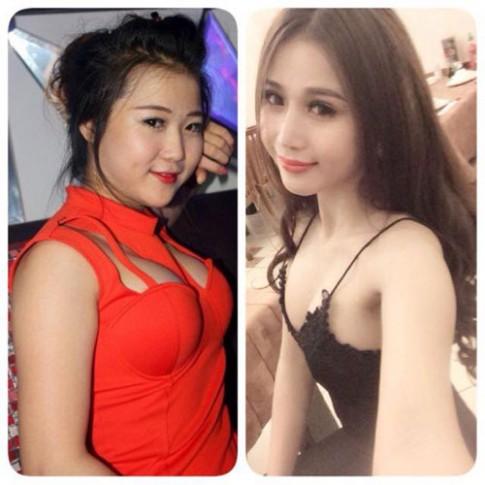 Cô gái Việt giảm 13kg trong 2 tháng để thành người mẫu