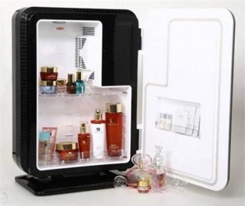 Có nên để mỹ phẩm trong tủ lạnh?