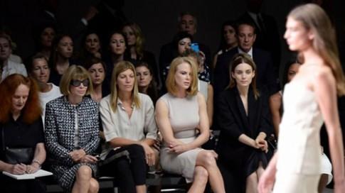 Cuộc chiến hàng ghế VIP ở các Tuần lễ thời trang