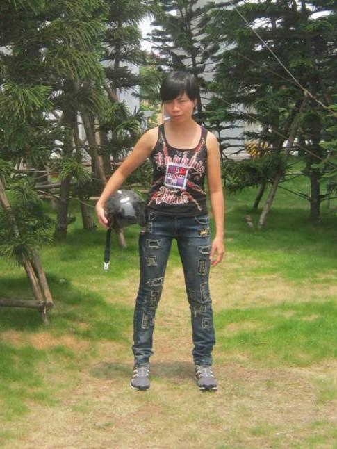 'Đàn ông Việt sợ nhất vẻ đẹp của Trang Hạ'
