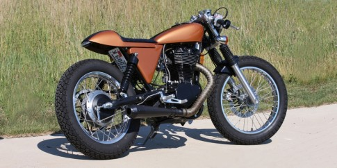 Do Cafe Racer tu xe gi?