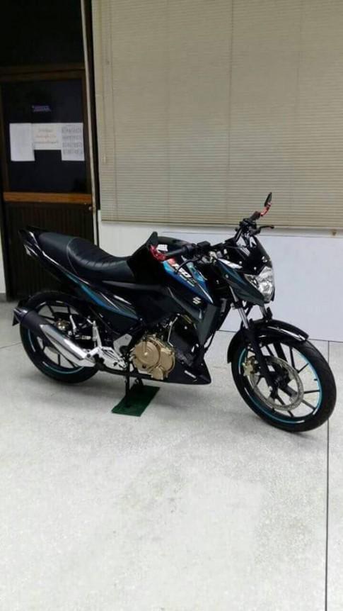 Dòng nakedbike 150 phân khối bí ẩn của Suzuki
