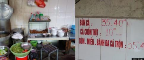 Du khách Mỹ hết lời ca ngợi bún Việt Nam