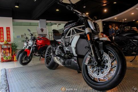 Ducati XDiavel S 2016 nhận giải thưởng thiết kế đẹp nhất thế giới