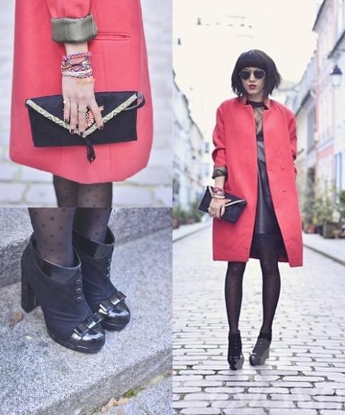 """Eva icon: Cô nàng Paris """"cổ kính"""" và hiện đại"""