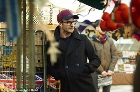 """Eva """"soi"""" 11/3: Beckham sợ đóng phim hài"""