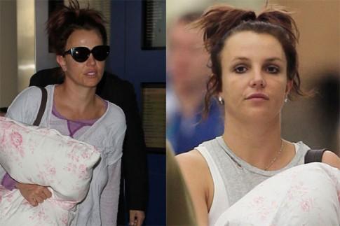 "Eva ""soi"" 21/1: Britney Spears xuống sắc thảm hại"