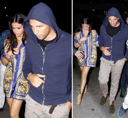 """Eva """"soi"""" 24/7: Selena Gomez cặp kè đại gia"""