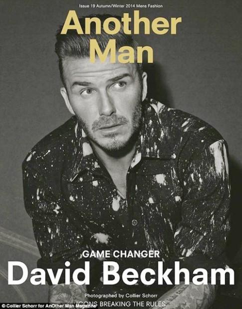 """Eva """"soi"""" 24/9: Beckham làm tài xế taxi"""