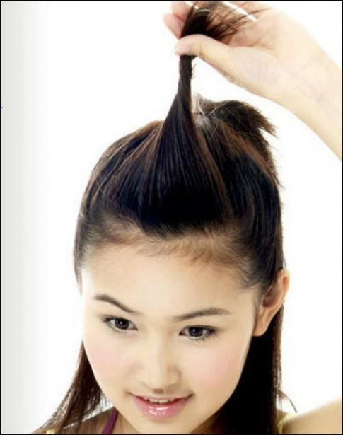 'Giải cứu' cho tóc mái bị cắt hỏng