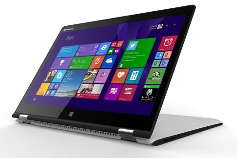 """Giải trí đa phương tiện hoàn hảo với Lenovo Yoga 500 15,6"""""""